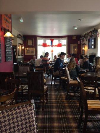 Renhold, UK: Good ol' country pub