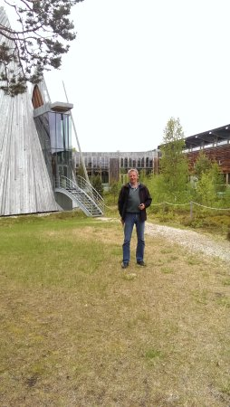 Karasjok, Norwegia: Utenfor sametinget