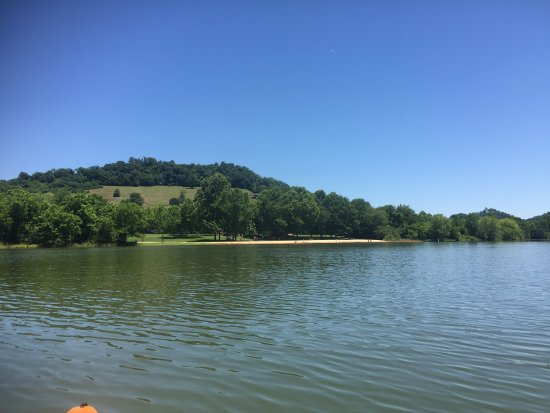 Gainesboro, TN: Wart race Creek Recreation Area