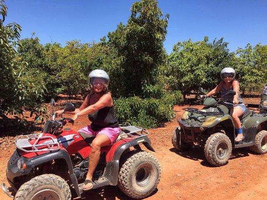 Quad Ventura: Absolutely Brilliant Day