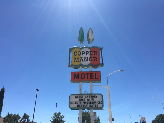 Copper Manor Motel: Main