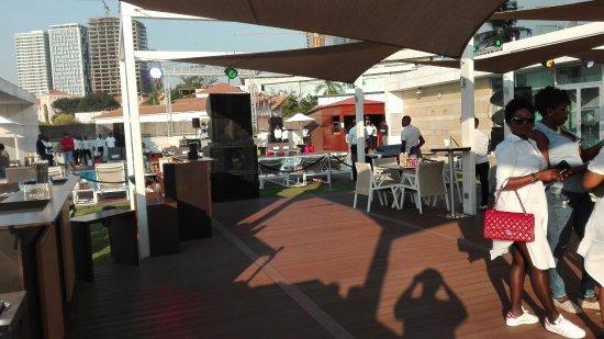 Origami Restaurant Terrace Luanda Restaurant Reviews
