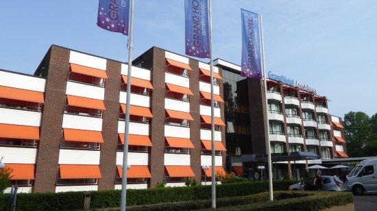 Mood Lighting Dial Picture Of Grand Hotel Amstelveen Amstelveen Tripadvisor
