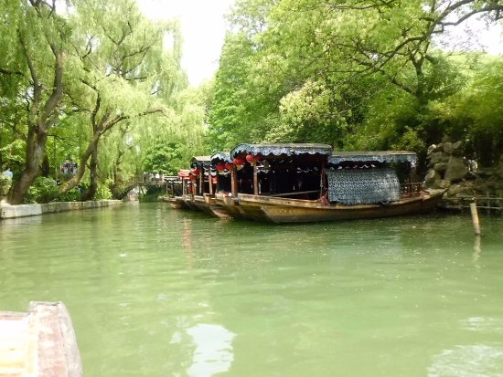 Хучжоу, Китай: Huzhou Tai Lake