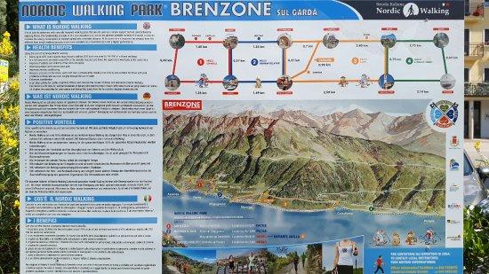 Nordic Walking Park Brenzone sul Garda