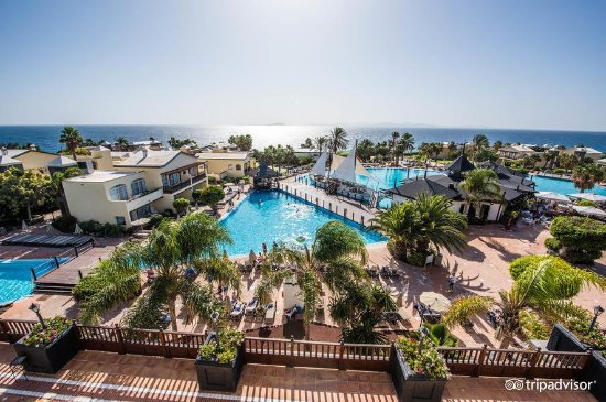 H10 Rubicon Palace Resort (Lanzarote/Playa Blanca) : voir ...