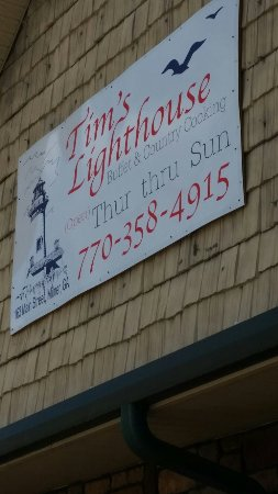 Best In Ga Review Of Tims Lighthouse Seafood Buffet And Country Cookin Milner Ga Tripadvisor