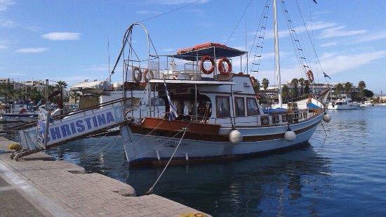 Christina 3 Island Cruise