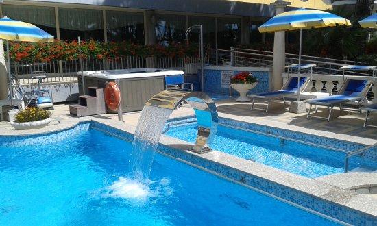 Colorado: Vista della piscina