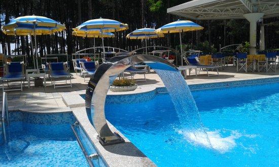 Hotel Colorado: Vista della piscina