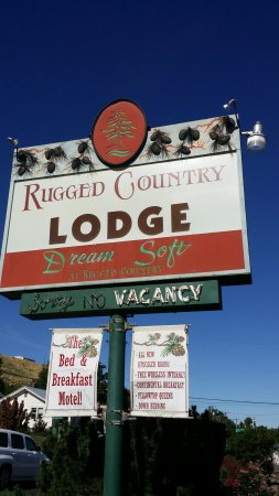 Rugged Country Lodge: 20160619_090049_large.jpg