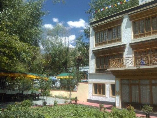 Entrance - Picture of New Moon Guest House, Leh - Tripadvisor