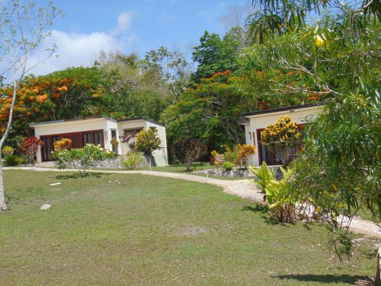 Georgeville, Belize: Family Cabins