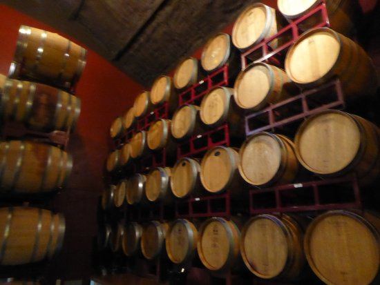 Middleburg, VA: Barrel Room