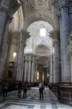 Catedral de Cádiz: Interno
