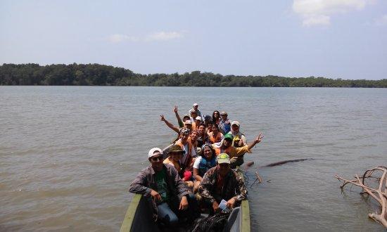 Province de Guayas, Équateur : Estuario del Guayas
