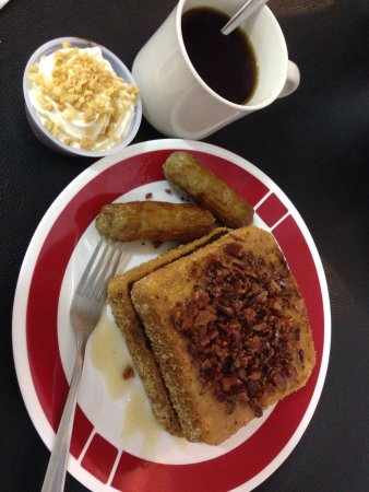 Egg Harbor, WI: MAN TOAST Aka the greatest breakfast treat of all time!!! :)