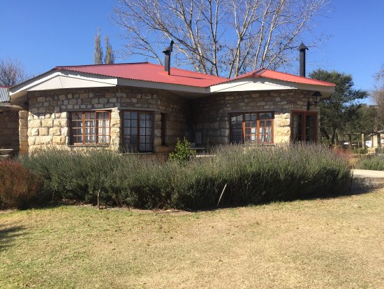 Chrissiesmeer, Sudáfrica: Miss Chrissie's Country House