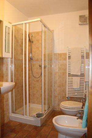 Montechiari in Chianti: Badezimmer