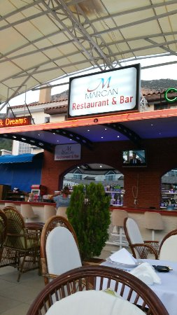 Marcan Restaurant Bar