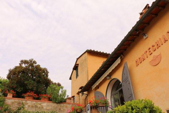 Montechiari in Chianti Image