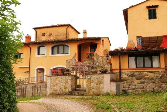 Montechiari in Chianti Foto