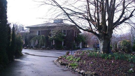 Raheen House Hotel: Raheen House