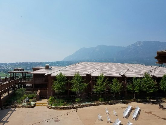 Cheyenne Mountain Resort: 20160616_111211_large.jpg