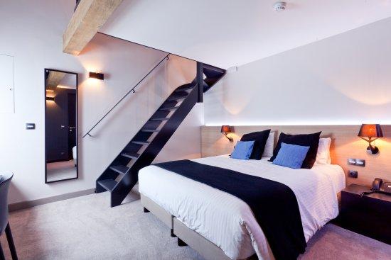 Hotel Neuvice : Family room