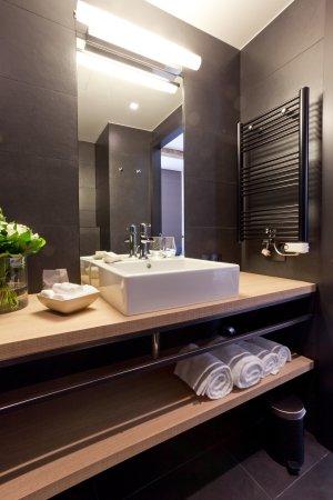 Hotel Neuvice : Salle de bain