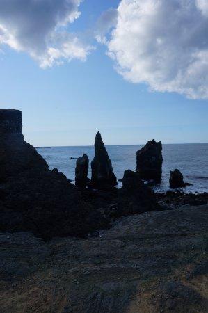 Grindavik, Islândia: Océan