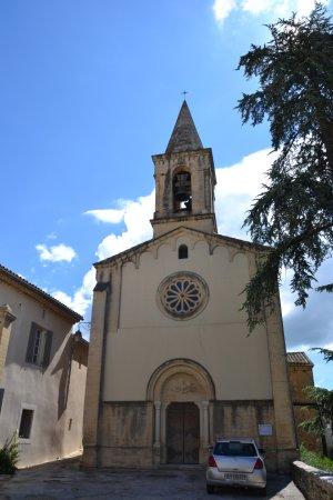 église de La Bastide d'Engras