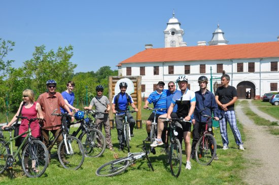 Walking & Bicycle Tours Timisoara