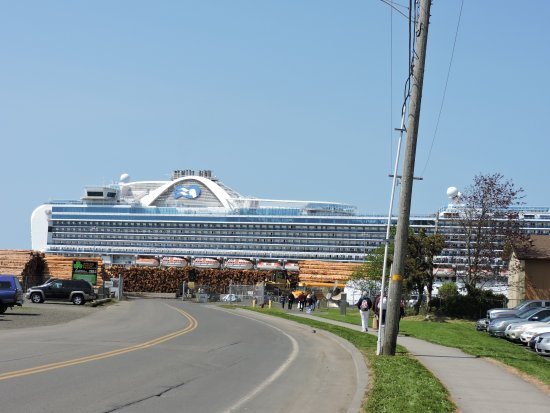 Warrenton, OR: My ship has finally come in!