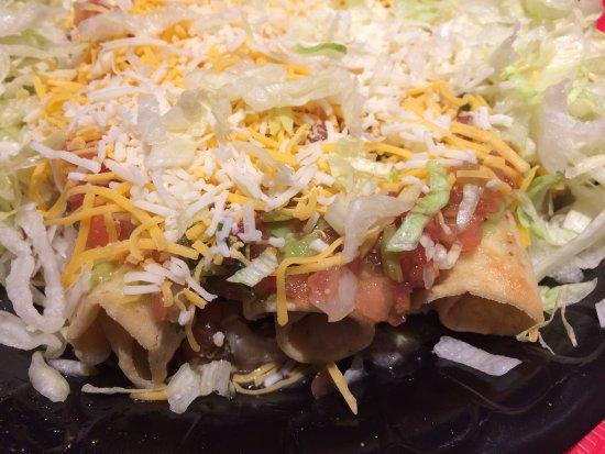 Potato Tostados Picture Of El Indio Mexican Restaurant San Diego Tripadvisor