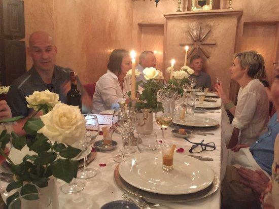 Dinner By Candle Light Bild Von Salt Marrakech Marrakesch
