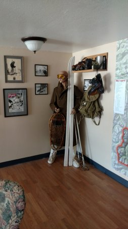 Leadville, CO: Stop in and check out the latest in 10th Mountain fashion