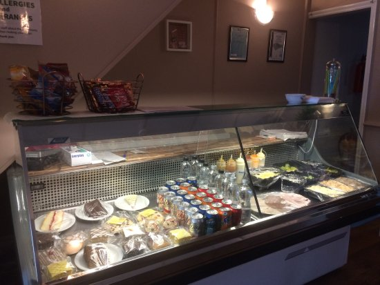 Bolton, UK: Wunderley's Cafe Bistro