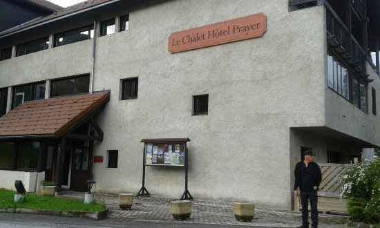 Hotel Restaurant Le Chalet : 20160619_074705_large.jpg