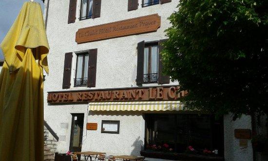 Hotel Restaurant Le Chalet : 20160619_085139_large.jpg