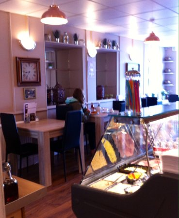 โบลตัน, UK: Wunderley's Cafe Bistro