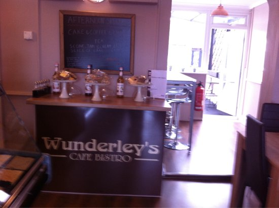 Μπόλτον, UK: Wunderley's Cafe Bistro