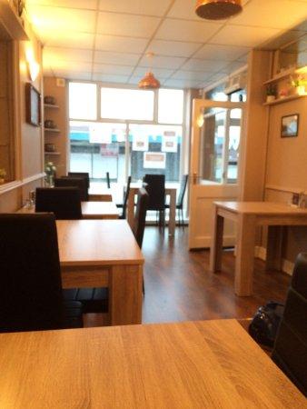 Bolton, UK: Wunderley's Cafe Bistro