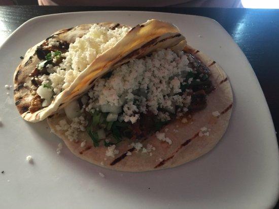 3rd & 3rd: pork tacos