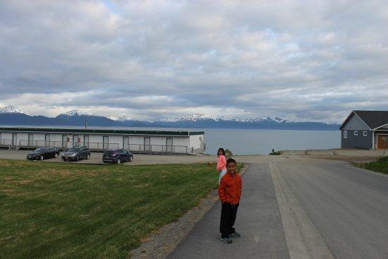 Ocean Shores: Hotel grounds