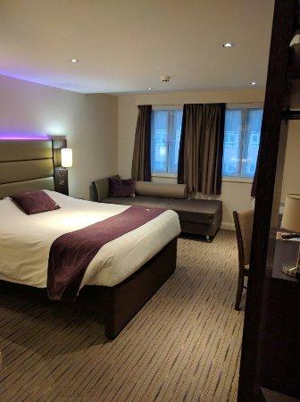 Premier Inn Birmingham Broad Street (Brindley Place) Hotel: IMG_20160616_180259_large.jpg