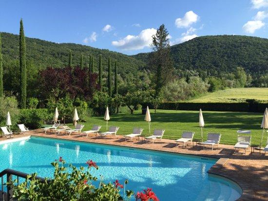 Villa di Piazzano: From our window