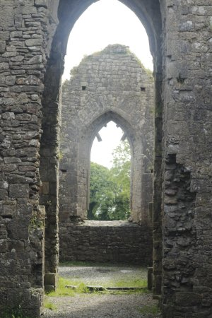 Tipperary, Ireland: Under the tower