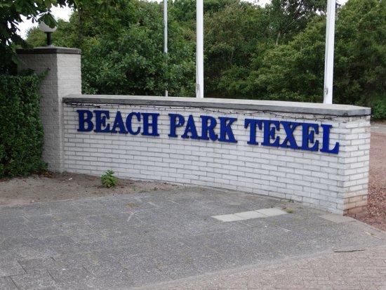 Landal Beach Park Texel: Entree