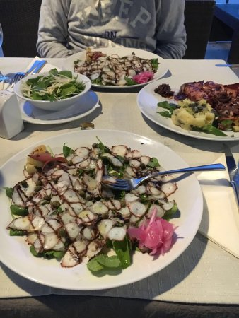 Cena eccezionale,pesce fresco,personale gentilissimo e prezzi giusti!!Consigliato!